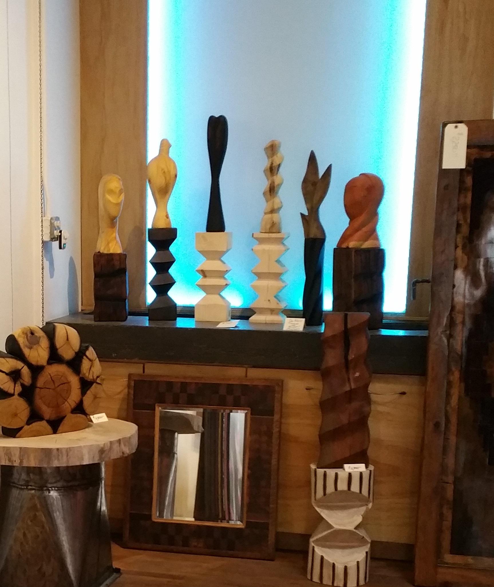 BCT Sculpture - Brancusi Inspirations