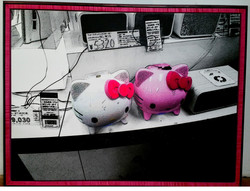 Hello Pink Kitty