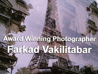 About the Artist: Farhad VakiliTabar