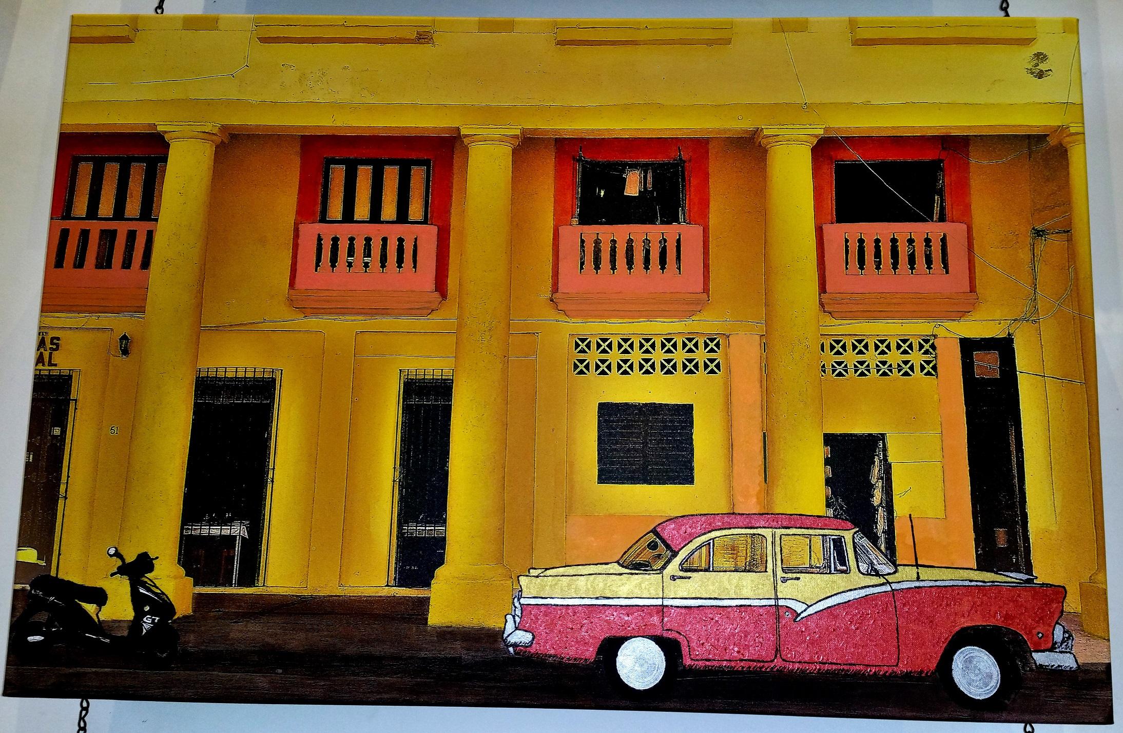 Comic - Havana