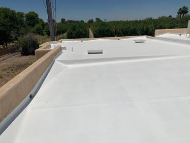 Elastomeric coating| yuma az| Roofing Services