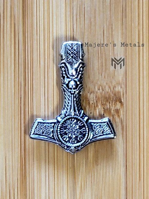 Celtic Spirit Hammer Pendant