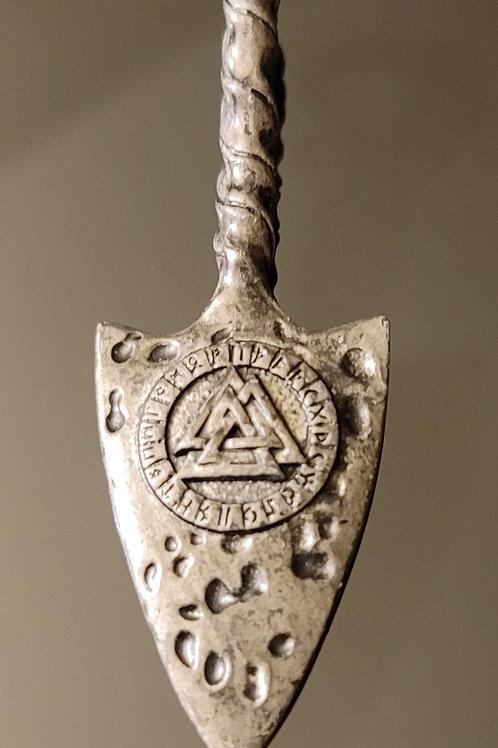 Trinity Arrowhead Pendant