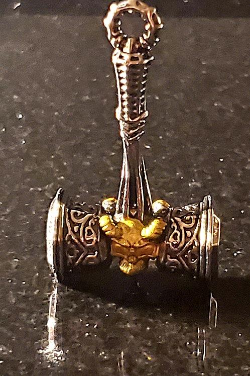 Demon Hammer Pendant