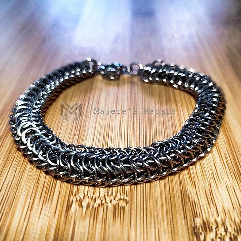 Stainless Steel Persian Dragon Bracelet