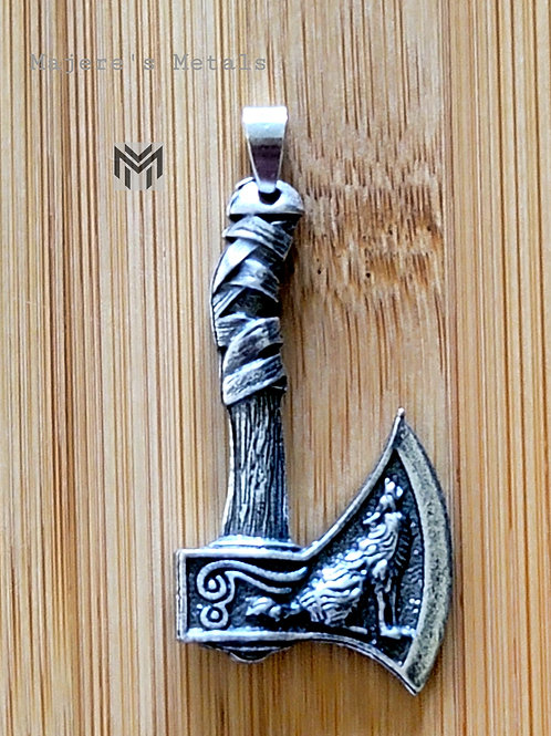 Celtic Axe Pendant