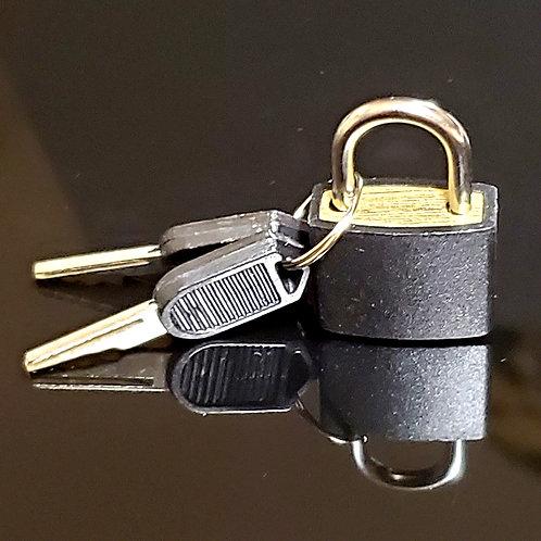 Coated Lock