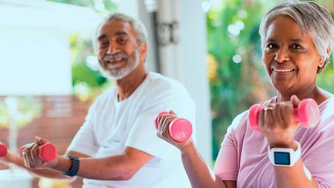 Importância dos exercícios respiratórios em idosos