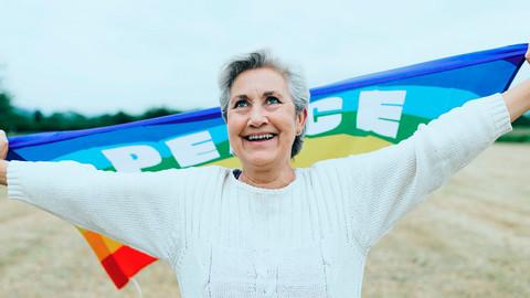 Homossexualidade e o envelhecimento