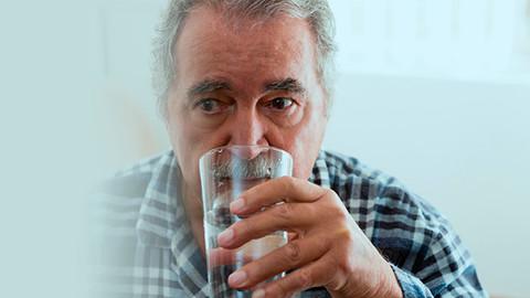 Importância da hidratação para os idosos