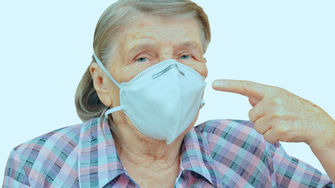Máscaras PFF2: conheça os benefícios e tire suas dúvidas