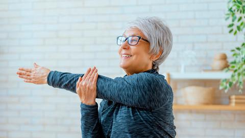 Atividade física com foco nos membros superiores