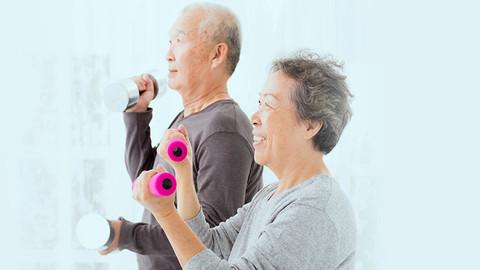 Atividade física para idosos durante a pandemia