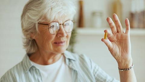 Covid-19 - Vitamina D em idosos