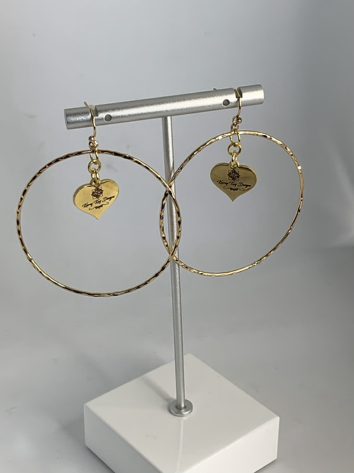 Gold Signature Hoops
