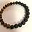 Thumbnail: Brown Tiger Eye & Lava Stone Bracelet