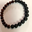 Thumbnail: Red Tiger Eye & Black Matte Onyx Bracelet