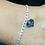 Thumbnail: Silver Ankle Bracelet