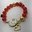 Thumbnail: Red Photo Bracelet