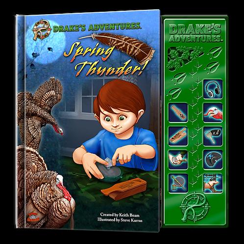 """Drake's Adventures: """"Spring Thunder"""" #349"""