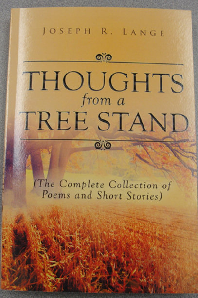 """BOOK: """"Thoughts from a Tree Stand"""""""