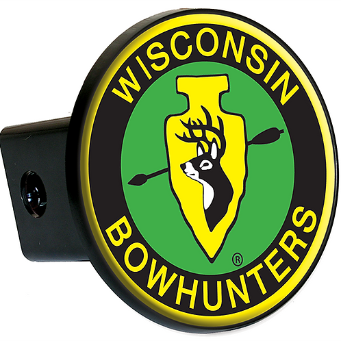 WBH Logo Trailer Hitch Cover   #376