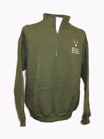 Quarter-Zip Sweatshirt   #387