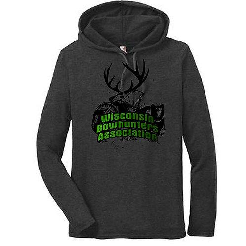 Men's T-Shirt Hoodie   #374
