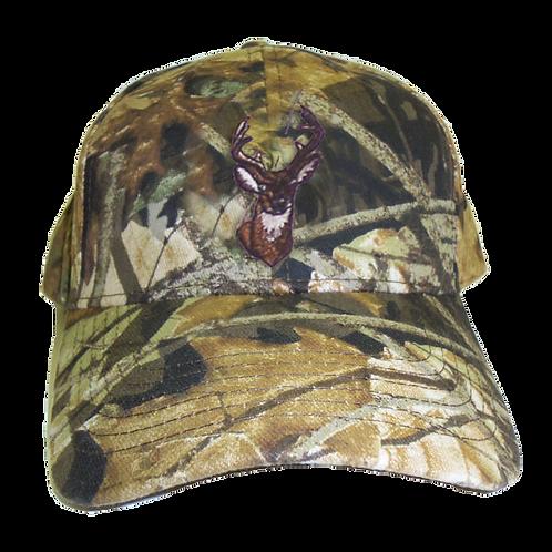 Mossy Oak Caps #107MO & #107WL