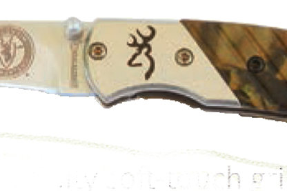 Browning Prism Knife  #390