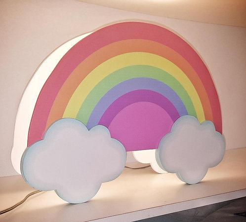 Sitting light-Rainbow