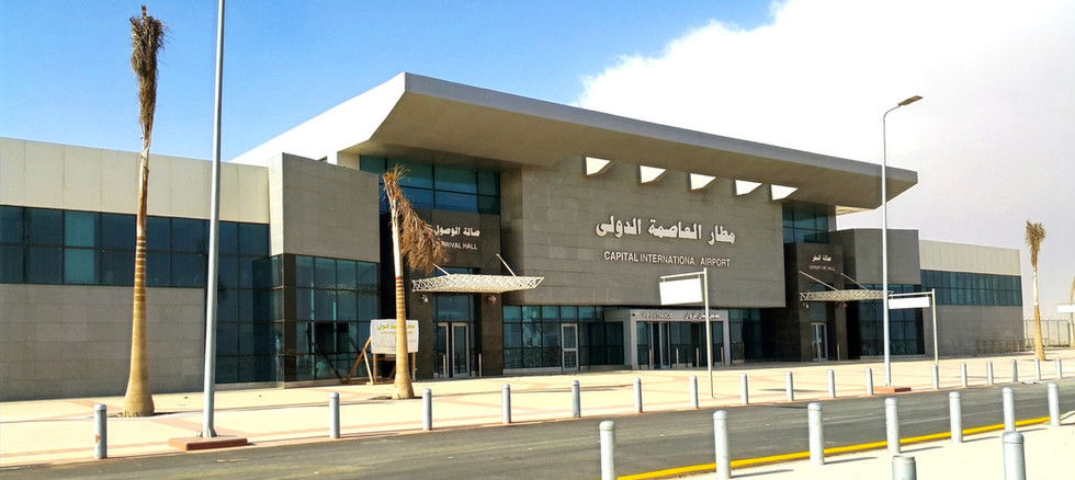 NEW CAPITAL AIRPORT