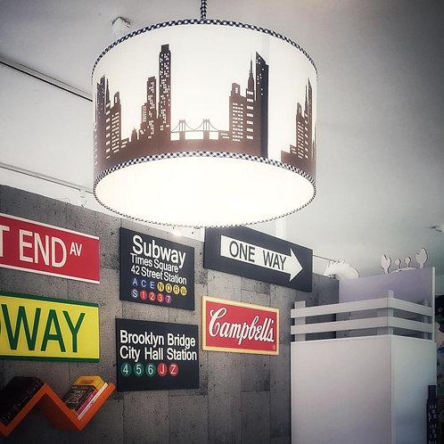 Tubo 60-Ceiling light- Skyline