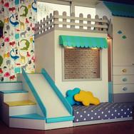 Playhouses & Slides