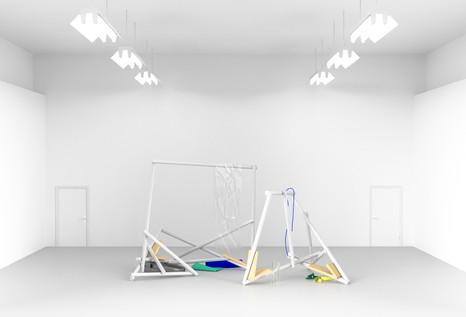 Caroline Lebro- Sculpture BA
