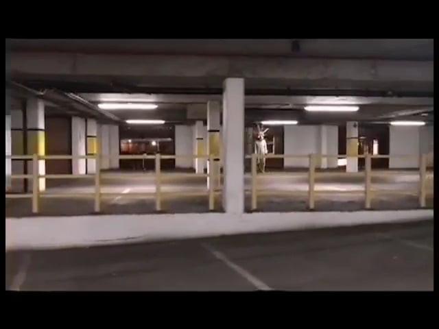 Creature in a Garage