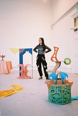 Hannah Lim - Sculpture BA