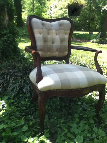 tootie mccalley - antique upholstery and