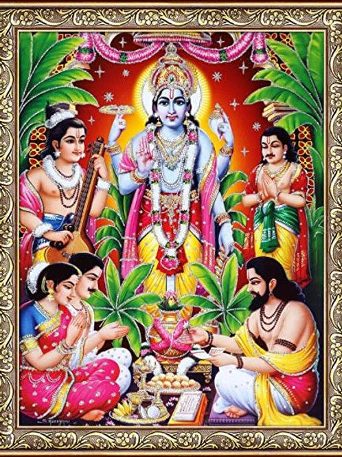 1 Month Sri Satyanarayana Puja