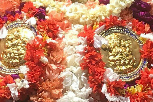3 Months Flowers for Deities