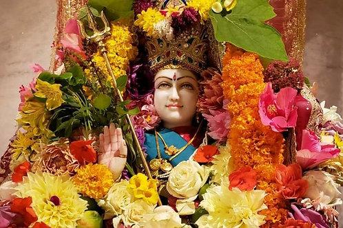 6 Months Devi Abhishekam/Puja on Fridays