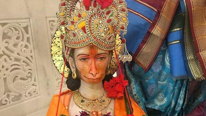 3 Months Hanuman Abhishek/Puja on Tuesdays
