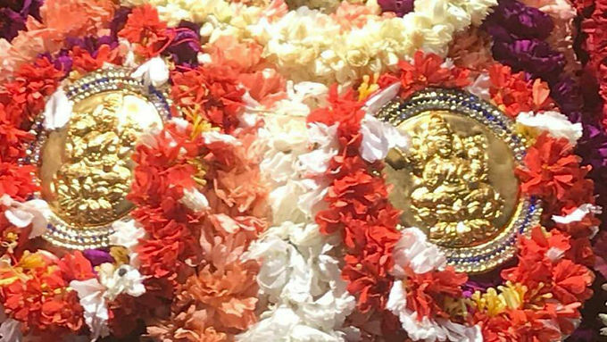 6 Months Flowers for Deities