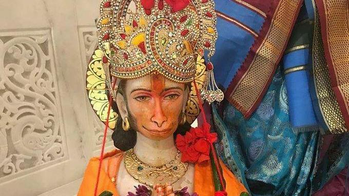 6 Months Hanuman Abhishek/Puja on Tuesdays