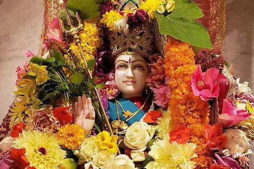 3 Months Devi Abhishekam/Puja on Fridays