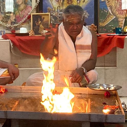 Sri Chandi Homam - Oct 25