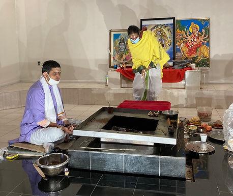 Dhanvantari Homam