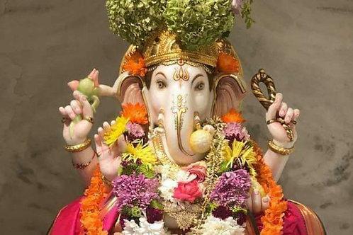 1 Month Ganesh Abhishek/Puja on Thursdays