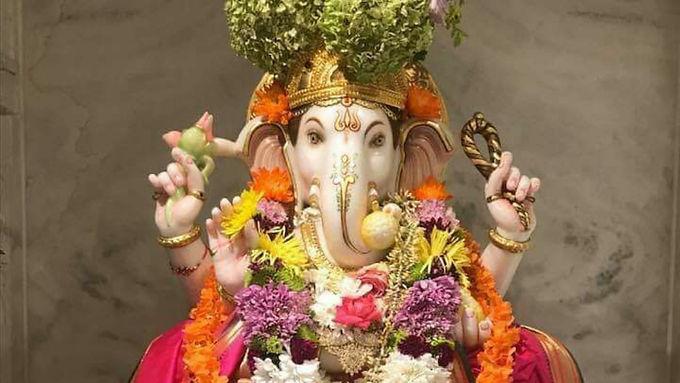 1 Month Ganesh Abhishek/Puja on Thursdays
