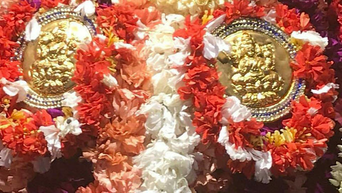 1 Month Flowers for Deities